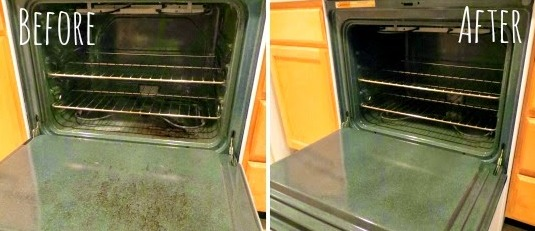 How to clean your oven without harsh chemicals