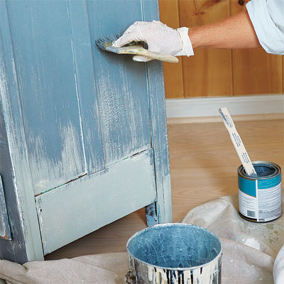 Top 5 Most common mistakes you make when painting furniture