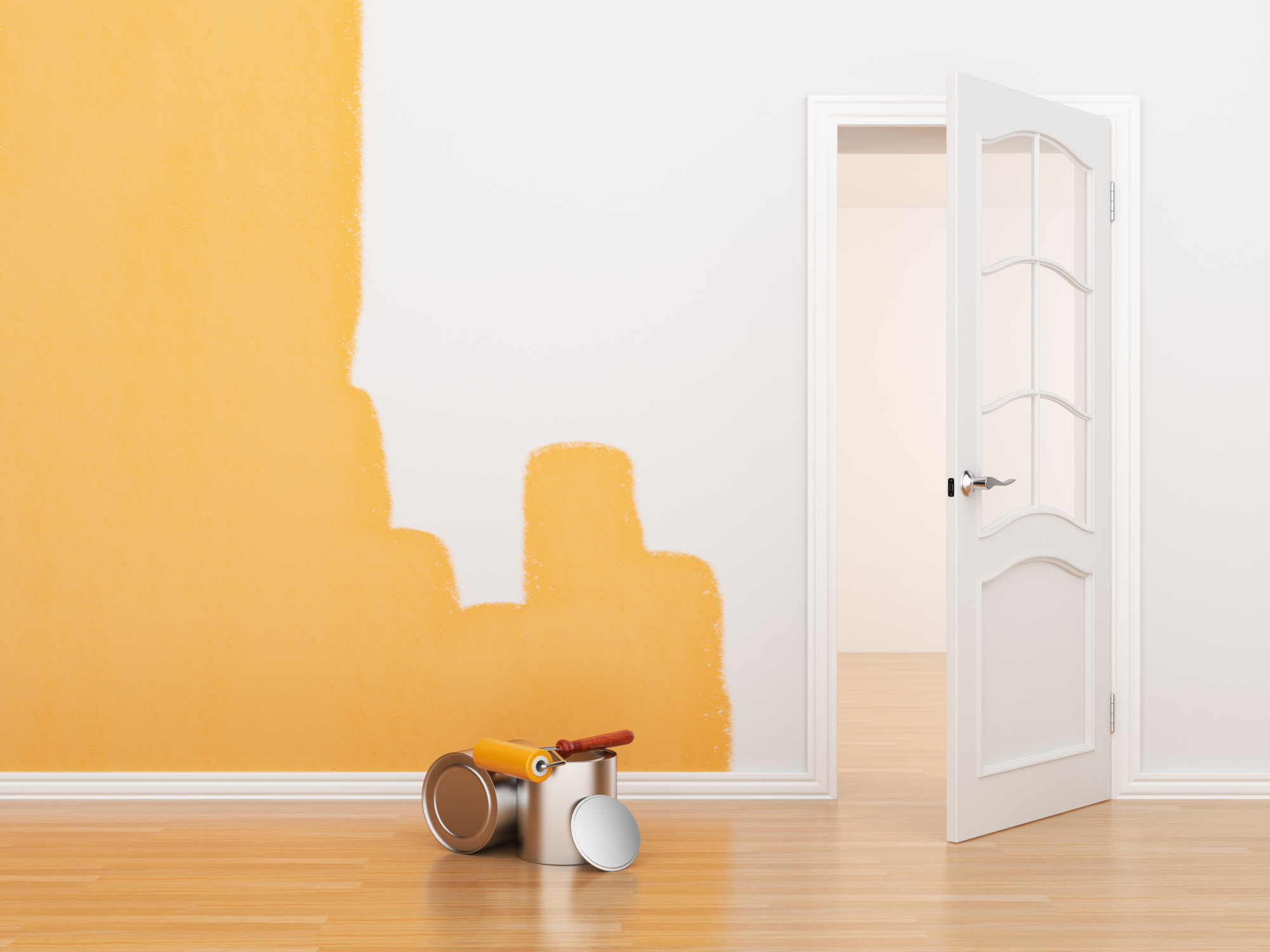 7 mistakes you make when painting interior walls