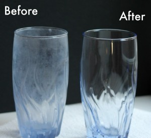 How to clean cloudy dishes and how to regain their glow