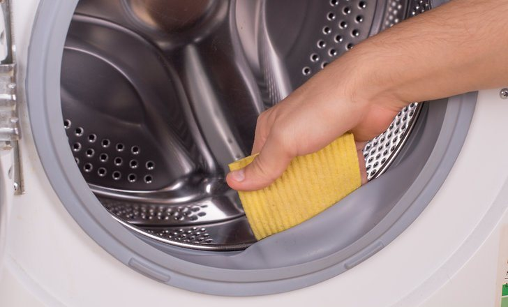 How To Mold And Mildew From A Front-Load Washing Machine