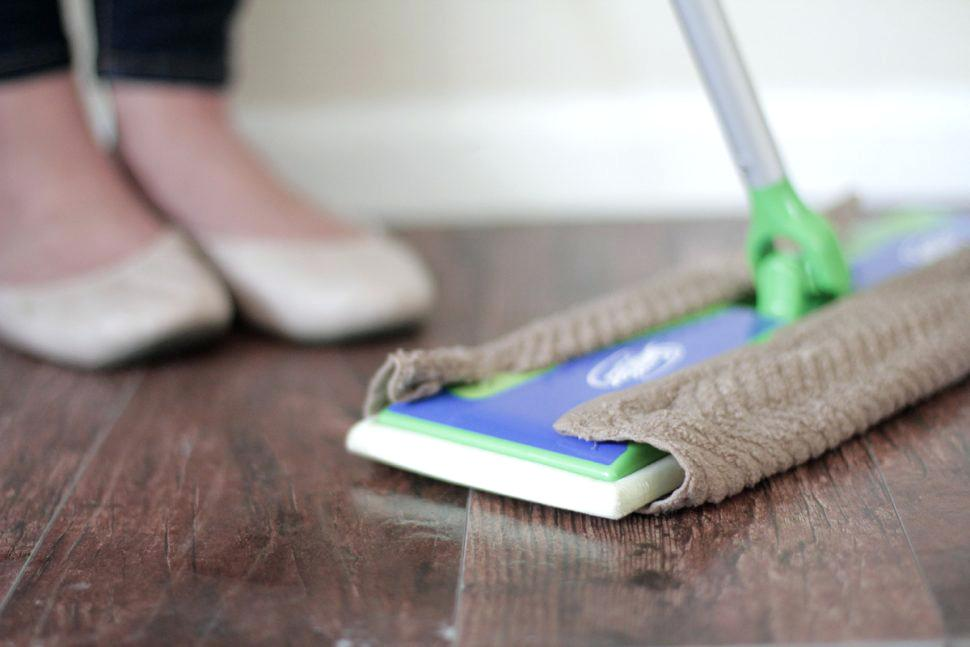 Powerful Hardwood Floor Cleaner
